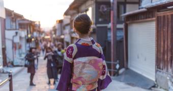 Je nieuwe reisbestemming: traditioneel Japan