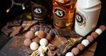 Licor 43 lanceert drie DIY-bonbons die je zelf kunt maken