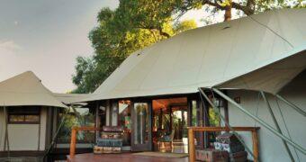 Bucketlist-material: slapen in een luxueuze tentsuite midden in het Krugerpark