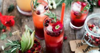 Dit zijn de lekkerste low-calorie cocktails om zelf te maken