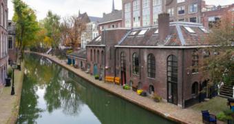 Te koop: een parel aan de Utrechtse grachten