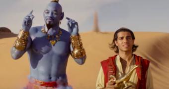 Disney releaset éindelijk de volledige trailer van de nieuwe Aladdin