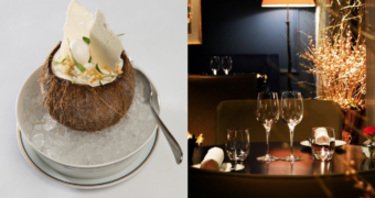 Een maand lang: vegetarisch menu bij Goldfinch Brasserie in Amsterdam