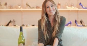 Sarah Jessica Parker gaat de wijnindustrie in
