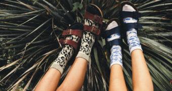 Trend: de chunky sandalen van je opa