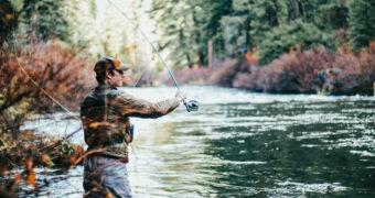 Waarom pronken mannen met vissen op dating apps?