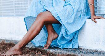 Zo draag jij: de elegante maxi dress
