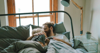 Deze zaken zijn goed om met je bedpartner te bespreken