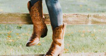 Cowboy boots zijn wat ons betreft de ideale boots voor de zomer