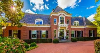 Het duurste huis van Nederland staat te koop