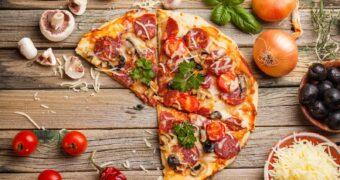 Nederland's eerste glutenvrije pizzeria opent in Amsterdam