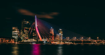 De grote terrassen encyclopedie: de verborgen parels van Rotterdam