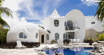 Vier de zomer in dit droomhuis in Mexico