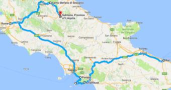 Maak jij deze zomer een roadtrip door Italië? Mis deze plekken niet