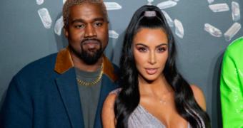 Kim Kardashian deelt eerste foto van zoon Psalm Ye