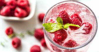 Met deze recepten drink je genoeg water tijdens een hittegolf