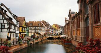 Colmar is de perfecte vakantiebestemming voor wijnliefhebbers