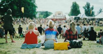 Science says: het bezoeken van festivals vermindert stress