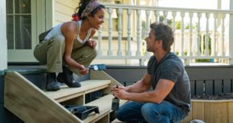 Falling Inn Love: de nieuwste zoetsappige film van Netflix