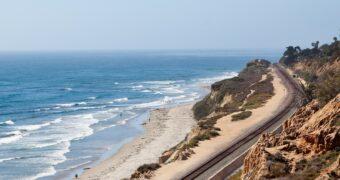 LA naar seattle treinreis FEM FEM