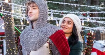Waarom wij wél smullen van het zoetsappige The Knight Before Christmas
