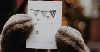 Ouderwets een kerstkaart versturen? Hier koop je de leukste