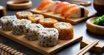 Vegan sushi eten in Amsterdam? Dat kan vanaf nu!