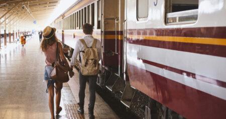trein reizen FEM FEM