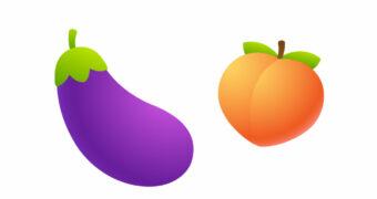 De Aubergine en Peachy bathbombs van Lush zijn terug!