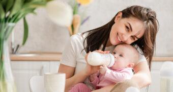 Biostime biologische flesvoeding