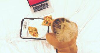 Netflix en pizza 1