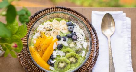 Smoothie bowl, mango, smoothie bowl mango, idee ontbijt