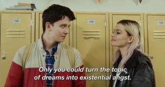 sex education scene