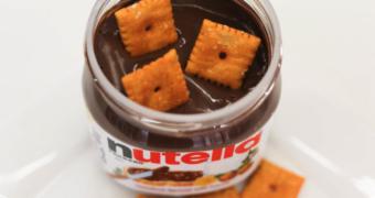 nutella Doritos