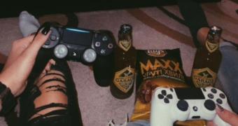 vriend gamer