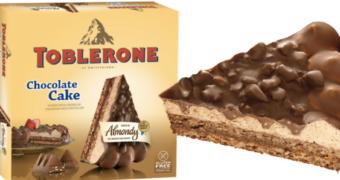 Toblerone Chocolade Cake