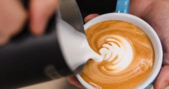 onbeperkt koffie drinken