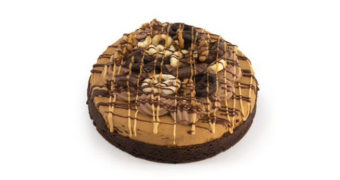 pretzel brownie karameltaart