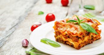 Deze eenvoudige en gezonde lasagne is tongstrelend lekker
